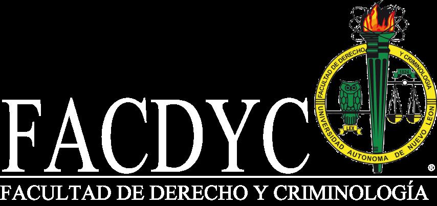 facdyc facultad de derecho y criminolog237a